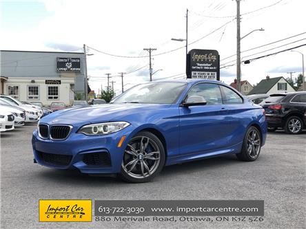 2015 BMW M235i  (Stk: 289483) in Ottawa - Image 1 of 26
