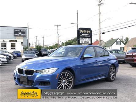 2014 BMW 335i xDrive (Stk: 459194) in Ottawa - Image 1 of 25