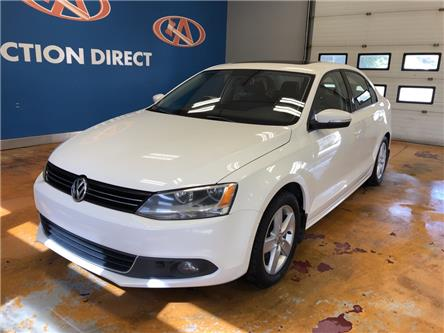2014 Volkswagen Jetta 2.0 TDI Comfortline (Stk: 14-357696) in Lower Sackville - Image 1 of 17