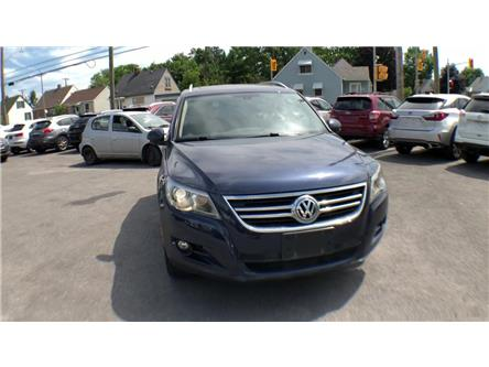 2011 Volkswagen Tiguan 2.0 TSI Highline (Stk: 526487) in Ottawa - Image 2 of 26