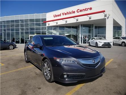 2015 Acura TLX V6 Elite (Stk: U194298) in Calgary - Image 1 of 29
