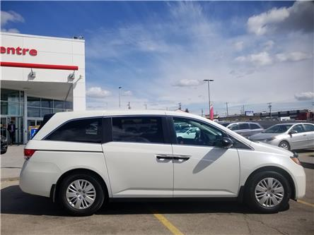 2016 Honda Odyssey LX (Stk: 2191091A) in Calgary - Image 2 of 25