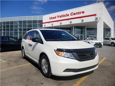 2016 Honda Odyssey LX (Stk: 2191091A) in Calgary - Image 1 of 25
