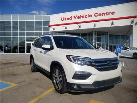 2016 Honda Pilot Touring (Stk: U194277) in Calgary - Image 1 of 29