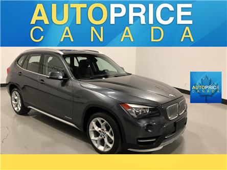 2015 BMW X1 xDrive28i (Stk: W0565) in Mississauga - Image 1 of 29