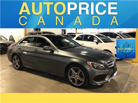 2018 Mercedes-Benz C-Class Base (Stk: W0569) in Mississauga - Image 1 of 26