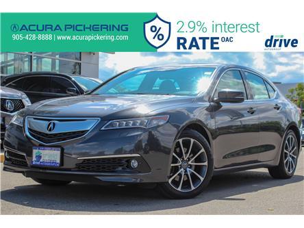 2015 Acura TLX V6 Elite (Stk: AP4939) in Pickering - Image 1 of 29