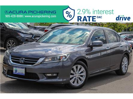 2013 Honda Accord EX-L (Stk: AT007A) in Pickering - Image 1 of 32