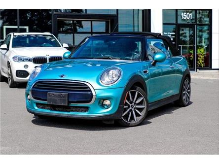2017 MINI Convertible Cooper (Stk: P1798) in Ottawa - Image 1 of 21