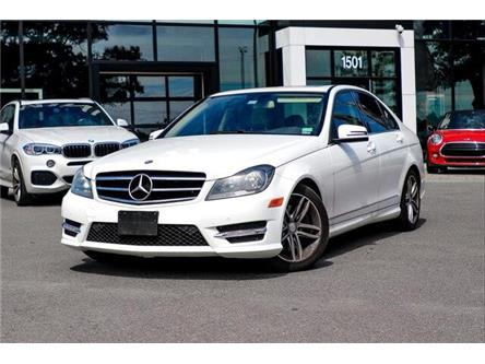 2014 Mercedes-Benz C-Class Base (Stk: P1794A) in Ottawa - Image 1 of 24