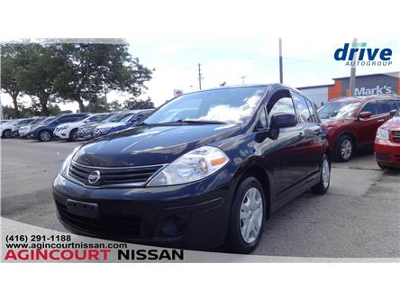 2011 Nissan Versa 1.8S (Stk: KL542148A) in Scarborough - Image 1 of 12