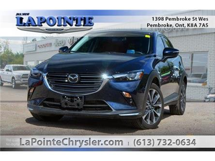 2019 Mazda CX-3 GT (Stk: 19446A) in Pembroke - Image 1 of 20