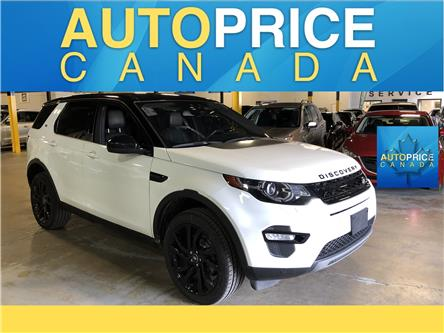 2017 Land Rover Discovery Sport HSE LUXURY (Stk: H0529) in Mississauga - Image 1 of 28