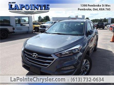 2018 Hyundai Tucson  (Stk: 19344A) in Pembroke - Image 1 of 25