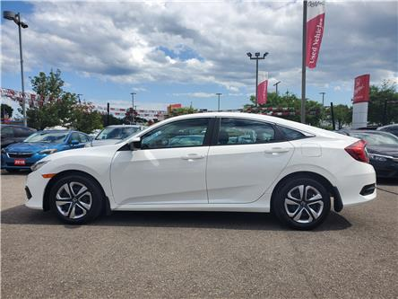 2017 Honda Civic LX (Stk: 326556A) in Mississauga - Image 2 of 21