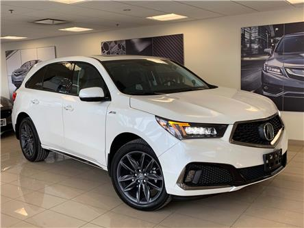 2019 Acura MDX A-Spec (Stk: M12794) in Toronto - Image 1 of 10