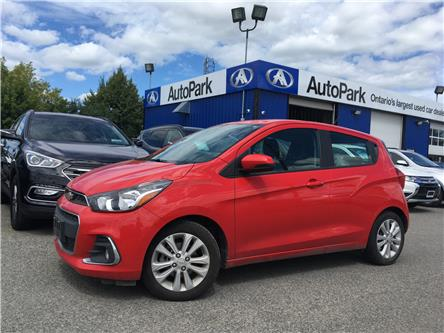 2018 Chevrolet Spark 1LT CVT (Stk: 18-78466AR) in Georgetown - Image 1 of 18