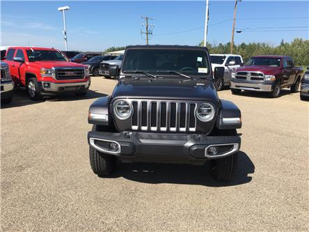 2020 Jeep Wrangler Unlimited 22G (Stk: 20WR3813) in Devon - Image 2 of 12