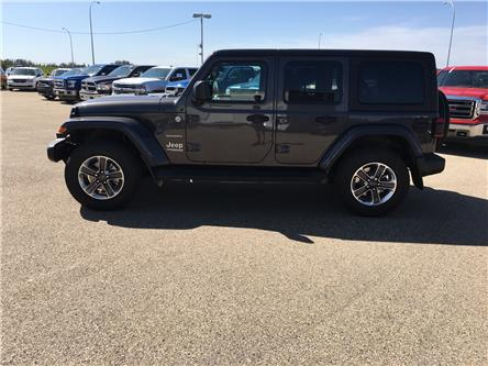 2020 Jeep Wrangler Unlimited 22G (Stk: 20WR3813) in Devon - Image 1 of 12