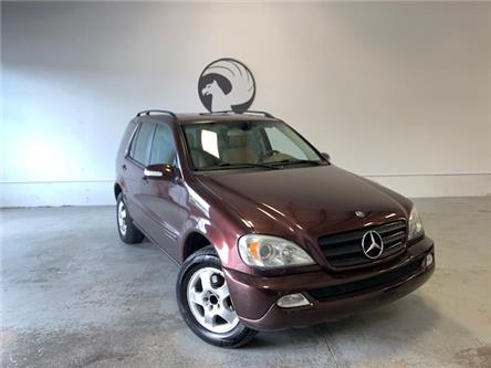 2003 Mercedes-Benz M-Class Elegance (Stk: 1180) in Halifax - Image 1 of 14