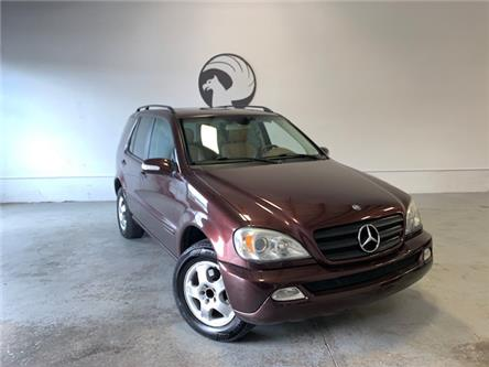 2003 Mercedes-Benz M-Class Elegance (Stk: 1180) in Halifax - Image 2 of 14