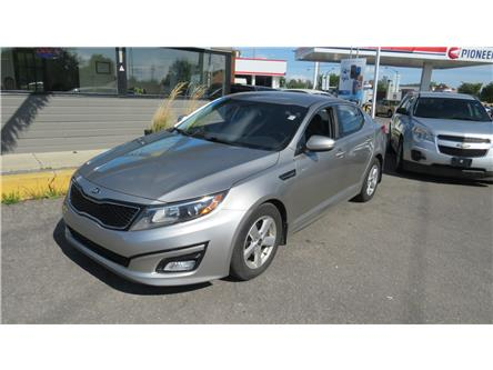 2015 Kia Optima LX (Stk: 539504) in Ottawa - Image 2 of 10