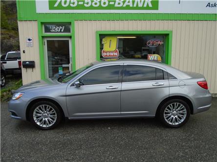 2013 Chrysler 200 Limited (Stk: ) in Sudbury - Image 1 of 6