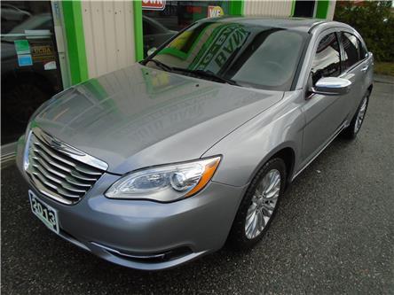 2013 Chrysler 200 Limited (Stk: ) in Sudbury - Image 2 of 6