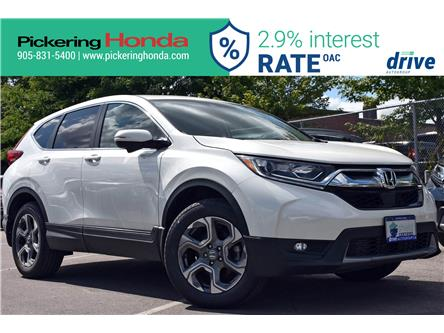 2018 Honda CR-V EX-L (Stk: T741) in Pickering - Image 1 of 34