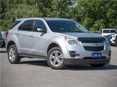 2014 Chevrolet Equinox LS (Stk: 19FL093T) in St. Catharines - Image 1 of 18