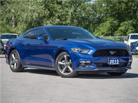 2016 Ford Mustang EcoBoost Premium (Stk: 19MU873T) in St. Catharines - Image 1 of 21