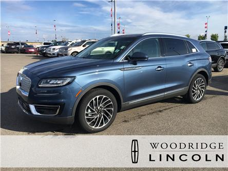 2019 Lincoln Nautilus Reserve (Stk: K-2231) in Calgary - Image 1 of 6