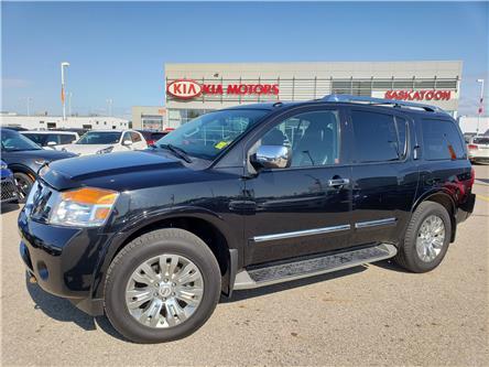 2015 Nissan Armada Platinum (Stk: 38375A) in Saskatoon - Image 1 of 30