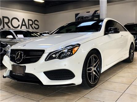 2016 Mercedes-Benz E-Class Coupe (Stk: AP1956) in Vaughan - Image 1 of 24