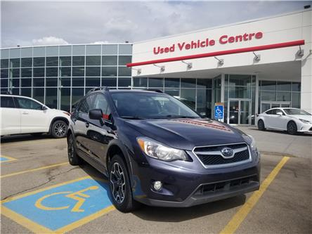 2014 Subaru XV Crosstrek  (Stk: U194039V) in Calgary - Image 1 of 23