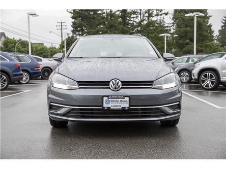 2019 Volkswagen Golf SportWagen 1.8 TSI Comfortline (Stk: VW0954) in Vancouver - Image 2 of 23
