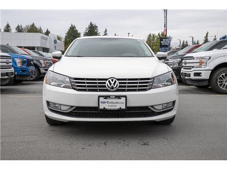 2014 Volkswagen Passat 2.0 TDI Highline (Stk: 9F12927B) in Vancouver - Image 2 of 23
