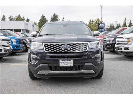 2017 Ford Explorer Platinum (Stk: P35032) in Vancouver - Image 2 of 25