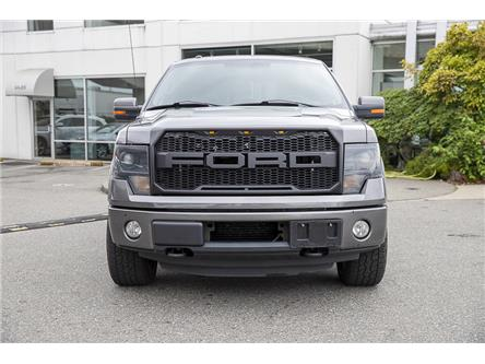 2013 Ford F-150 FX4 (Stk: LF010530AA) in Surrey - Image 2 of 25