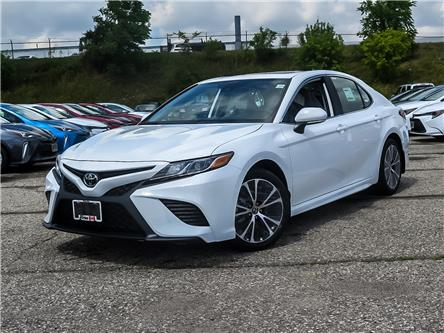 2019 Toyota Camry SE (Stk: 93043) in Waterloo - Image 1 of 17