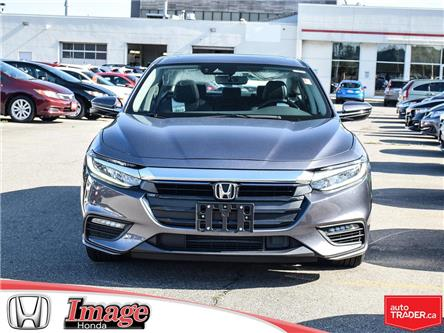 2020 Honda Insight Touring (Stk: 10I113) in Hamilton - Image 2 of 22