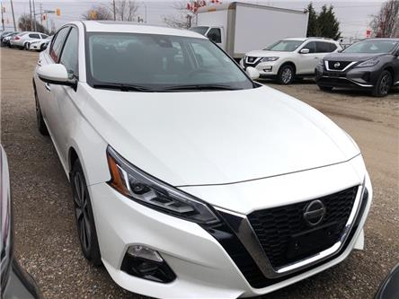 2019 Nissan Altima 2.5 SV (Stk: V0055) in Cambridge - Image 2 of 5