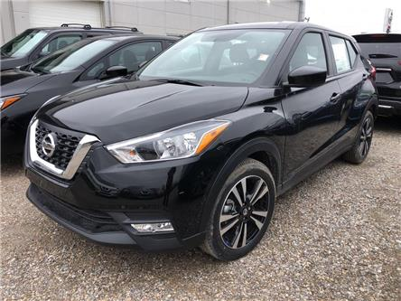 2019 Nissan Kicks SV (Stk: V0258) in Cambridge - Image 1 of 5