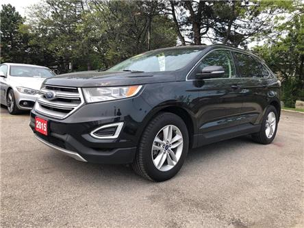 2015 Ford Edge SEL| Navi| Backup Cam| Heat Seat| Dual Climate (Stk: 5279) in Stoney Creek - Image 1 of 18