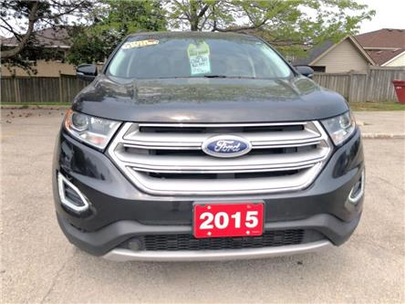 2015 Ford Edge SEL| Navi| Backup Cam| Heat Seat| Dual Climate (Stk: 5279) in Stoney Creek - Image 2 of 18