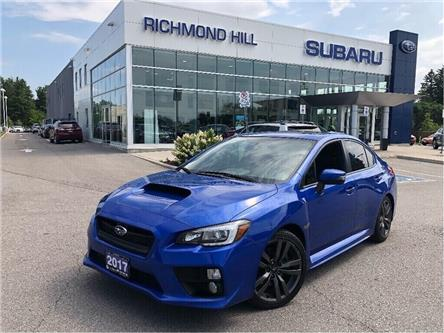2017 Subaru WRX Sport-tech Package (Stk: LP0300) in RICHMOND HILL - Image 1 of 17