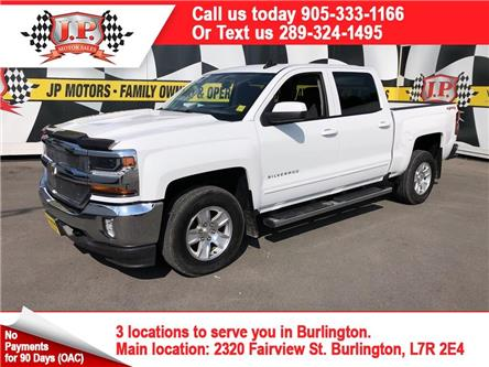 2017 Chevrolet Silverado 1500 LT (Stk: 47669) in Burlington - Image 1 of 23