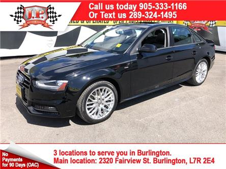2015 Audi A4  (Stk: 47701) in Burlington - Image 1 of 23