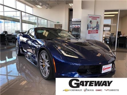 2017 Chevrolet Corvette Z06|1LZ|H.U.D|7-SPEED MANUAL|ONE OWNER| (Stk: 606986A) in BRAMPTON - Image 1 of 18