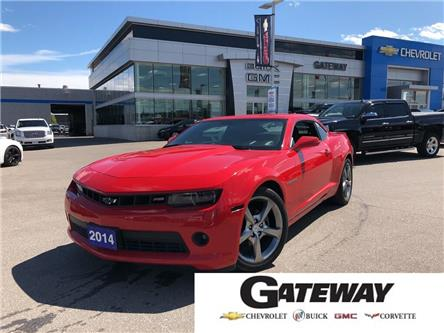 2014 Chevrolet Camaro 1LT||Rally Sport Pkg|Sunroof|Low KM'S| (Stk: PW18564A) in BRAMPTON - Image 1 of 20